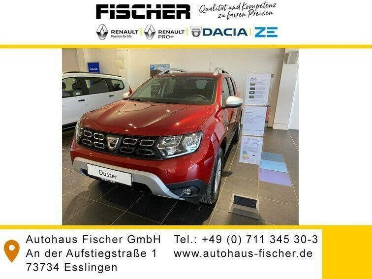 Dacia Duster Urban TCe 130 2WD GPF SHZ Klimaaaut.