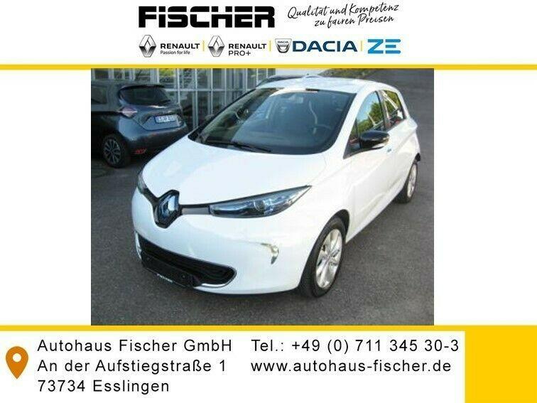 Renault ZOE INTENS R240 Navi Klimaaut.